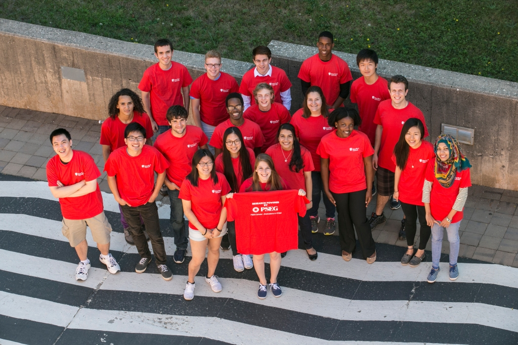 Stony Brook, NY; Stony Brook University: Summer STEM students